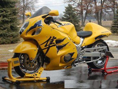 سوزوكي الدراجة الثقيلة