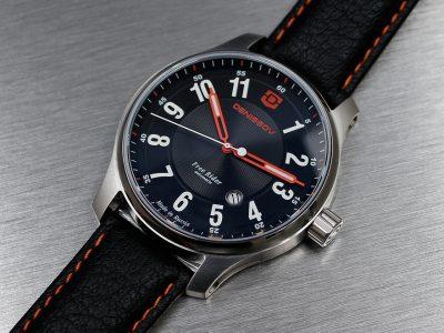 ساعة روسية